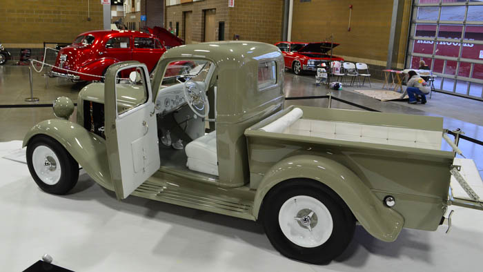 Video -1935 Dodge Pickup by Troy Adams