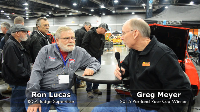 Video -ISCA Judge Interview