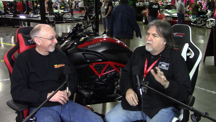 Video -Highlights and Our Recap of the 2019 Portland Roadster Show