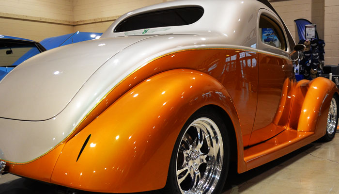 News -1937 Custom Ford Coupe