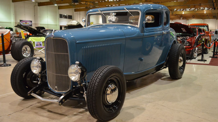 Video -1932 Ford 5 Window Coupe - Interview with David Jothen