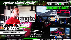 Video -OB Prestige Auto - Team Owner and Driver Olivier Benloulou