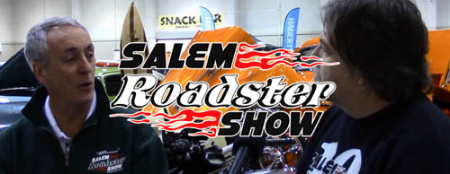 News -Posting Videos from the 2016 Salem Roadster Show