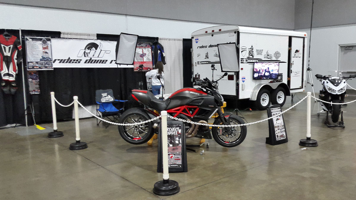 News -RDR will be at the 2017 Portland Roadster Show