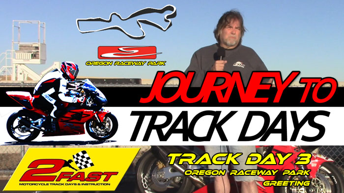 News -Third Track Day was at Oregon Raceway Park
