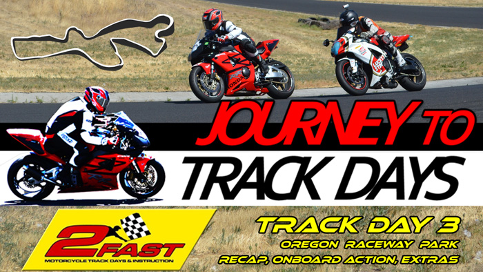 Video -Track Day 3 was at ORP - Part 2 (Recap)