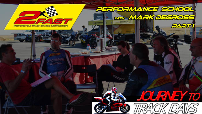 Video -2Fast Motorcycle Performance School (Part 1 of 3) with Mark Degross at ORP