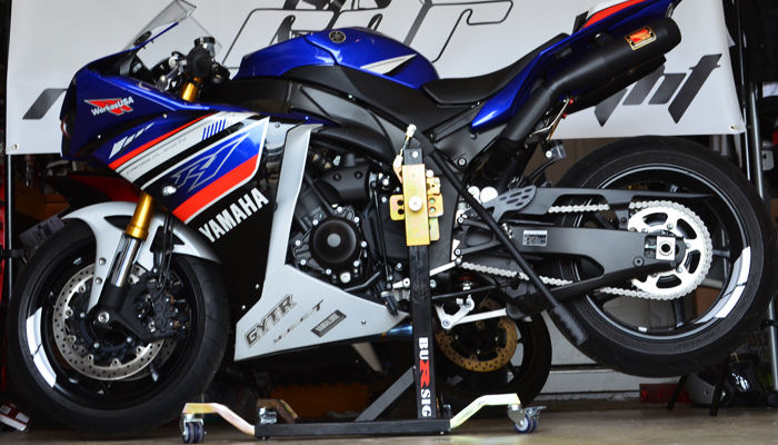 Original Yamaha R1 Body