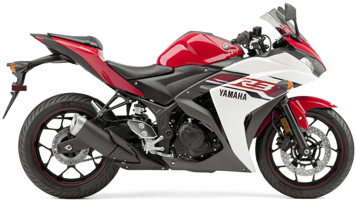 Original Yamaha R3 Body
