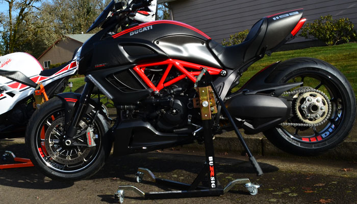 Bursig for Diavel 2