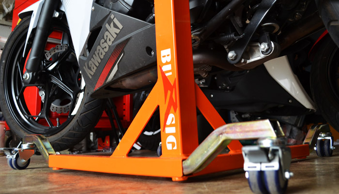 Bursig for Ninja 300 1