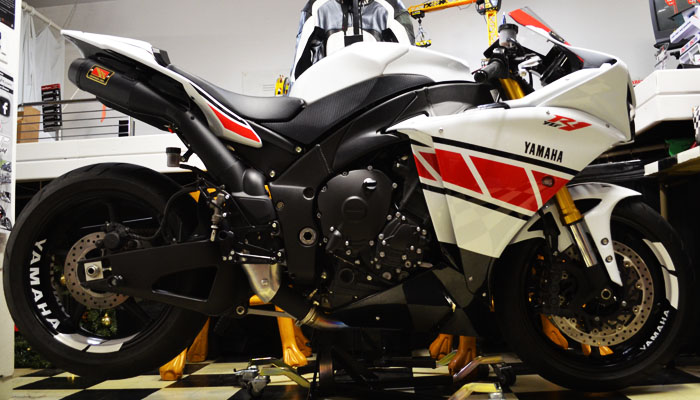Yamaha R1 Fairings