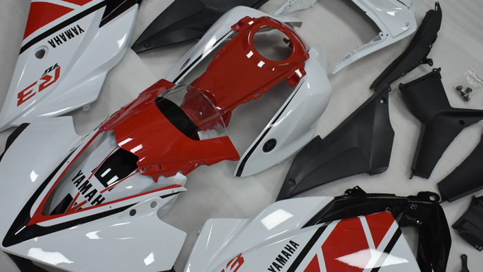 Yamaha R3 Fairings