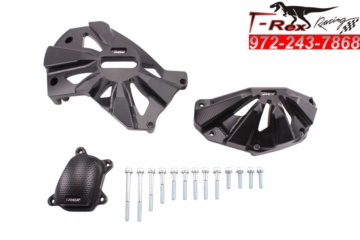 R1 Engine Case Cover Kit