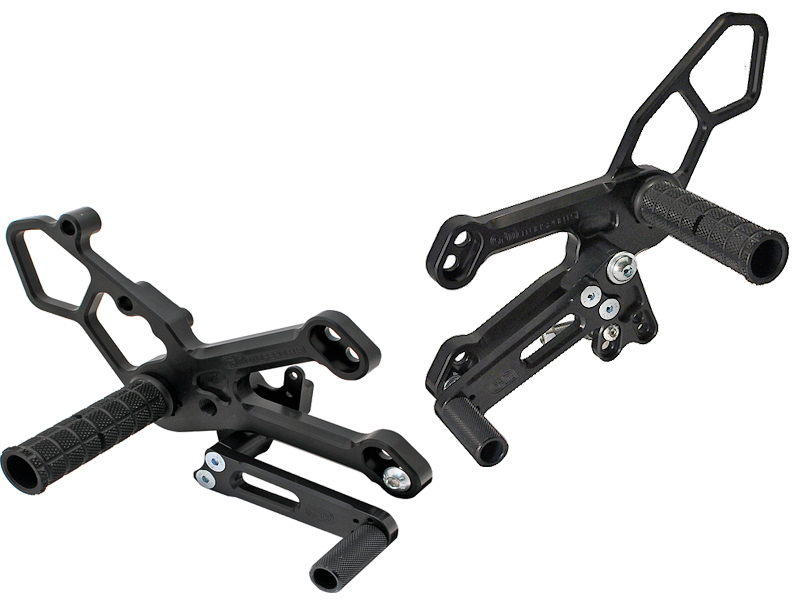 R3 Rearsets