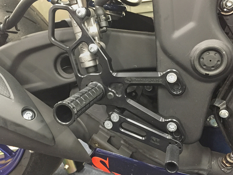 R3 Rearsets WC