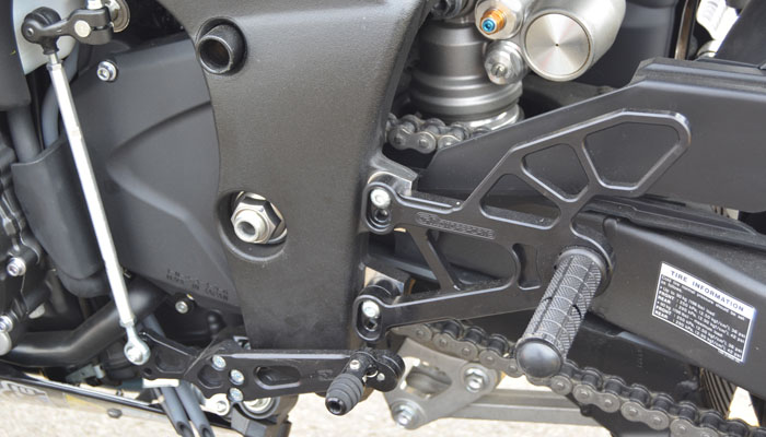 R1 Rearsets Left