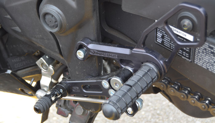 R3 Rearsets Left