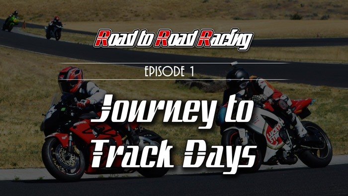 Video -RDR Video Series: Episode 1 - Return to Track Days